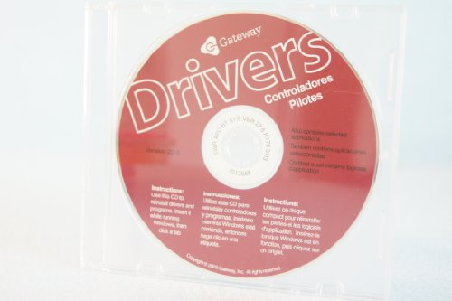 Gateway Drivers Version 22.6