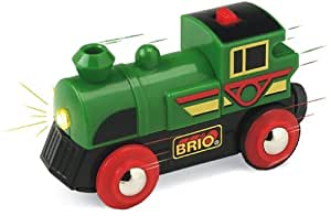Brio 33222 - Speedy Green Batterielok