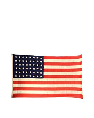 Uptown Down American Flag, Red/White/Blue