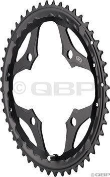 Shimano SLX M660 48t 104mm 9 Speed Outer Chainring Black