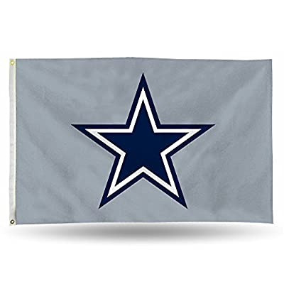 NFL Dallas Cowboys 3-Foot-by-5-Foot Banner Flag