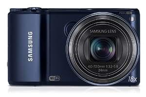 Samsung WB250F cobalt schwarz