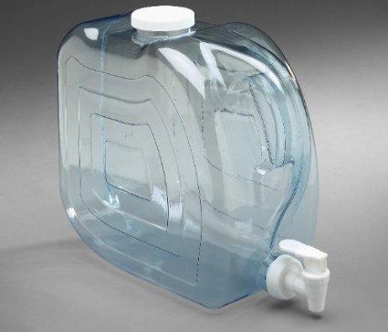 Arrow Plastic Ultra Slimline Beverage Dispenser, - 1 Count (Two Gallon Beverage Dispenser compare prices)