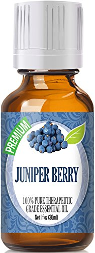 Juniper Berry (30ml) 100% Pure, Best Therapeutic Grade Essential Oil - 30ml / 1 (oz) Ounces