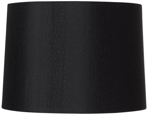 Black Hardback Drum Shade 13x14x10 (Spider)