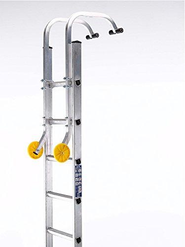 Ladders-Online-Dachhaken-Set-fr-Leitern-Macht-aus-einer-normalen-Leiter-eine-Dachleiter