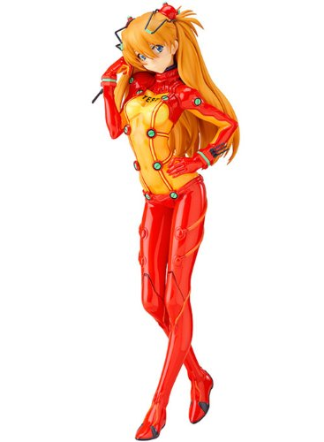 Max Factory - Evangelion 2.0 statuette PVC 1/6 Asuka Langley Shikinami 28 cm