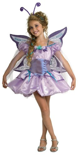 Tween Girls Butterfly Costume