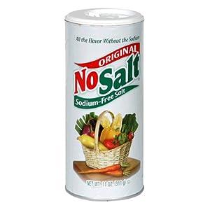 No Salt Regular: 11 Oz