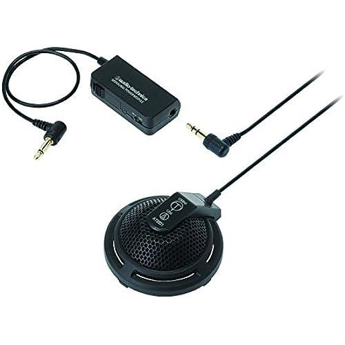 [오디오 테크니카 고음질 콘덴서 소형 마이크]  audio-technica 모노럴 마이크로 폰(boundary) AT9921-AT9921 (2008-07-11)