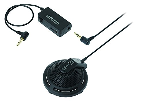 Audio Technica At9921 | Monaural Boundary Microphone ( Japan Import )