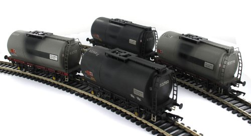 Modelzone Exclusive Bachmann Charringtons TTA Wagons x4
