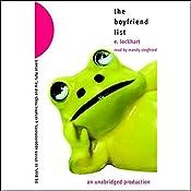 The Boyfriend List: A Ruby Oliver Quartet Novel | E. Lockhart