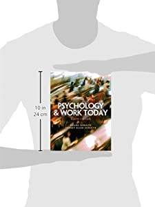 Psychology and Work Today (9th Edition)