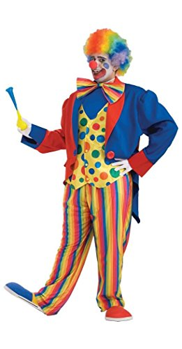 Forum Novelties Inc - Clown 3X Large 52-58