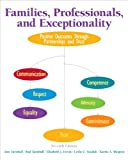 img - for Families, Professionals, and Exceptionality: Positive Outcomes Through Partnerships and Trust, Loose-Leaf Version with Pearson eText -- Access Card Package (7th Edition) book / textbook / text book
