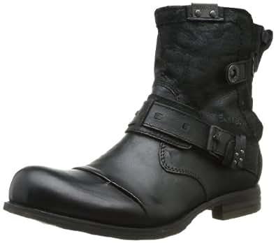 Bunker Tara, Boots homme - Noir (Black), 41 EU