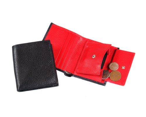 Sage Brown Genuine Leather Coin Purse Wallet
