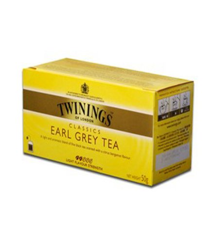 Lipton Tea Giants Earl Grey Tea,50G