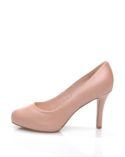 Rockport Zapatos Salón Vestir Plataforma Sto 795 Rosa
