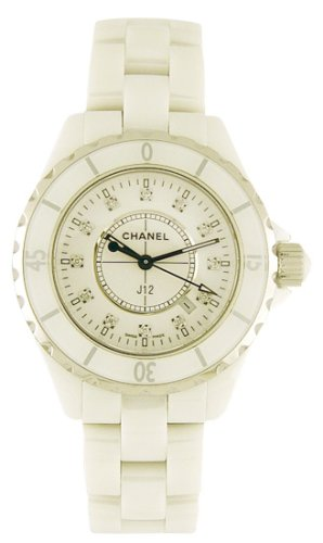 chanel watches for white