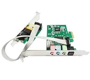 WBTUO LPE-8CH CMI8768 8CH PCI-e Sound Card