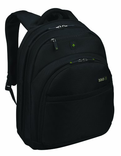 Solo Convertible Laptop Backpack – Tech Collection (Black)