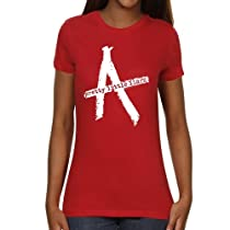 Pretty Little Liars Ladies Im A Slim Fit T-Shirt - Red