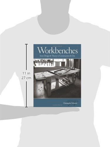 Workbenches: from Design and Theory to Construction and Use (Popular Woodworking)