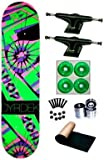 Alien Workshop Rob Dyrdek Anaglyph Hexmark Complete Skateboard