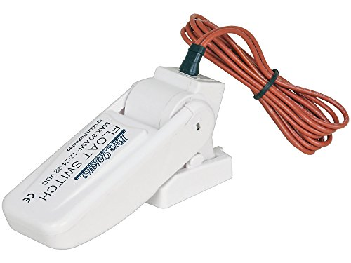 Marine Boat Automatic Float Switch 30 Amp 12v -32v for Bilge Pump - Five Oceans