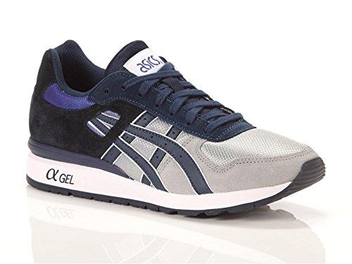 Asics, Uomo, GT II, Suede / Mesh, Sneakers, Blu, 44 EU