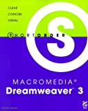 img - for Short Order Macromedia Dreamweaver 3 book / textbook / text book