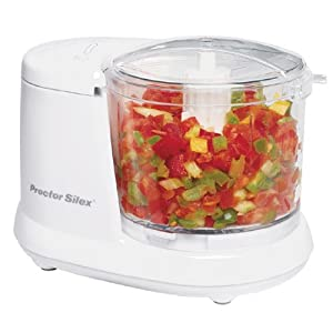 proctor silex 72500ry 1-1/2-cup food chopper review