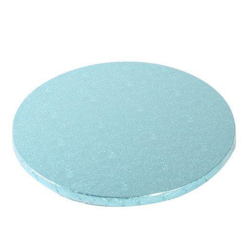 FunCakes support gâteau rond à 30 cm Bleu Bébé