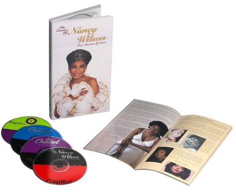 Nancy Wilson - ESSENCE OF NANCY WILSON (BOX) - Zortam Music