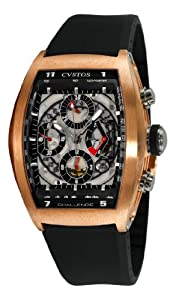 Cvstos Men's CVCRTNRGSV Challenge Chrono Rose Gold Watch