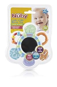 Nuby Look At Me Mirror Toy