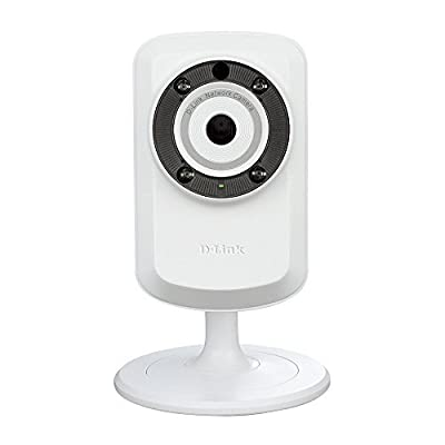 D-Link Wireless Day/Night microSD Network Surveillance Camera with mydlink-Enabled