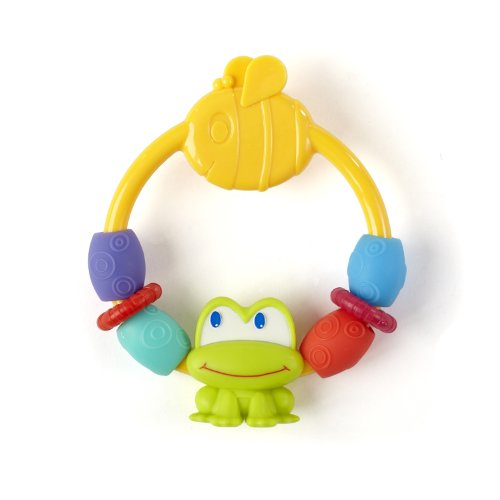 Bright Starts Let's Be Friends Teether - 1