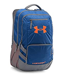 Under Armour Storm Hustle II Backpack, Royal (402), One Size