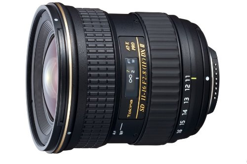 Tokina AT-X PRO 11-16mm F2.8 DXII Lens - Canon AF Mount Black Friday & Cyber Monday 2014