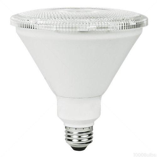 Tcp Led14P3835Ksp - Led - 14 Watt - Par38 - 90W Equal - 8734 Candlepower - 15 Deg. Spot - 3500K Halogen White