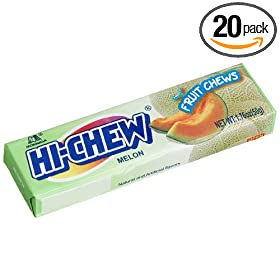 Morinaga Hi chew Honey Dew Melon