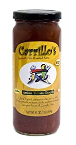 Carrillo's - Tomato-Guajillo (Medium)