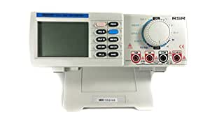 Bench Digital Multimeter with RS232 Interface RSR Bench MultiMeter