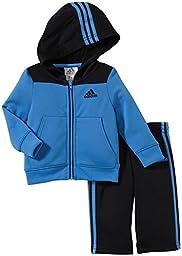 Adidas Baby Boys Energy Set - Bright Blue - 6 Months