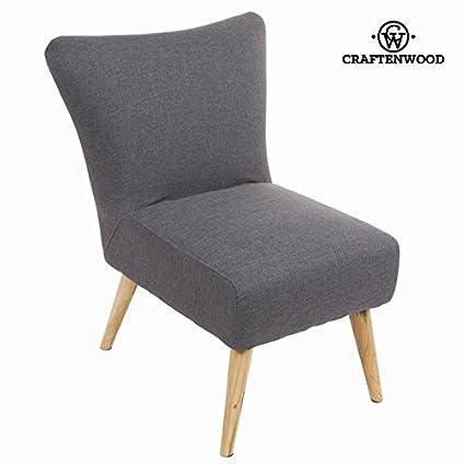 Sedia a sdraio sixty grigio - Love Sixty Collezione by Craften Wood (1000026837)