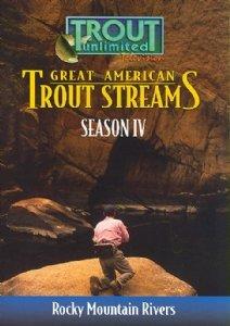 Great American Trout Streams Series 4: Rocky Mount [DVD] [Region 1] [US Import] [NTSC]
