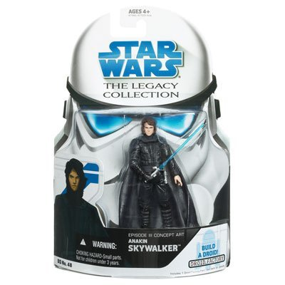 with Anakin Skywalker Action Figures design